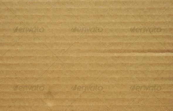 Cardboard textured - Miscellaneous Textures