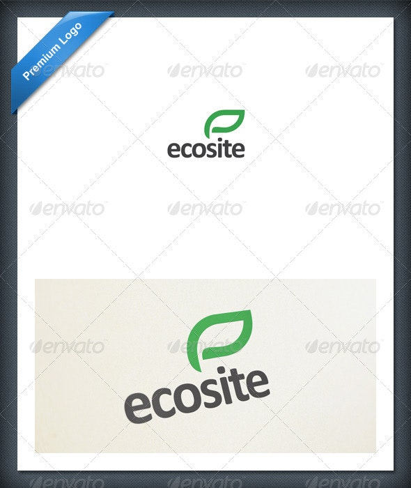 Eco and Green Logo Template - Nature Logo Templates