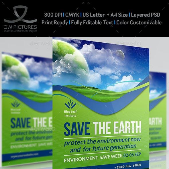 Environment / ECO Flyer Vol.3