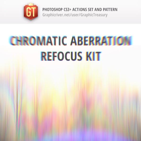 Chromatic Aberration Refocus Kit
