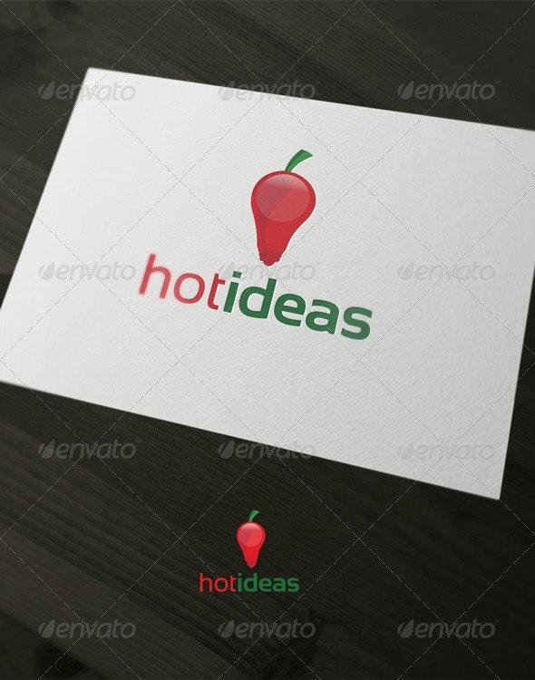 Hot ideas - Nature Logo Templates