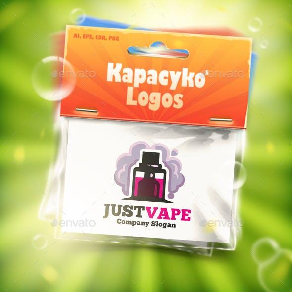 Just Vape Logo