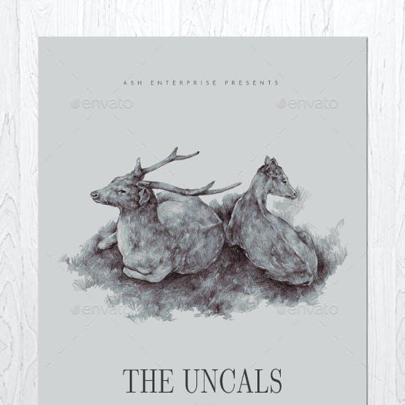 The Uncals Flyer