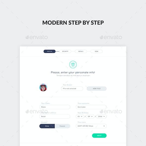 Modern Step By Step