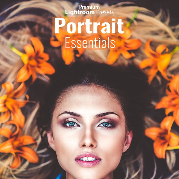 Portrait Essentials Premium Lightroom Presets