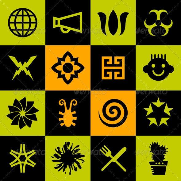 Original Design Elements - Web Elements Vectors
