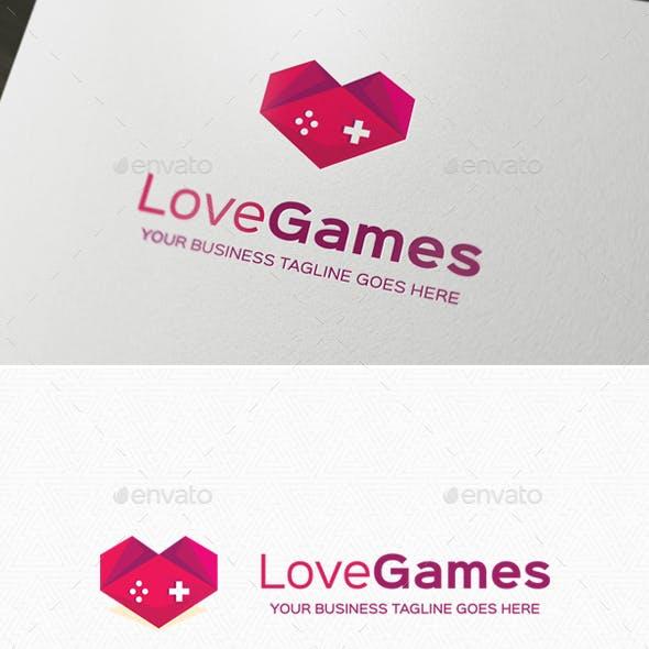Love Games logo