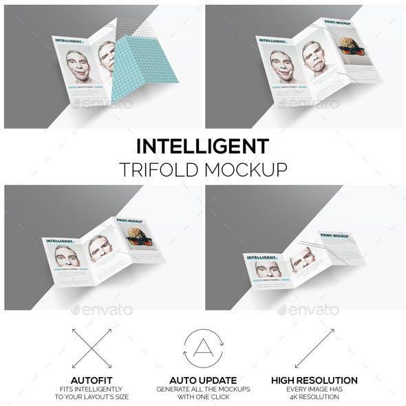 Intelligent TriFold MockUp