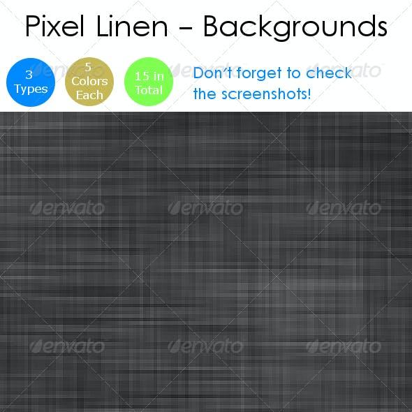 Linen Backgrounds/Textures