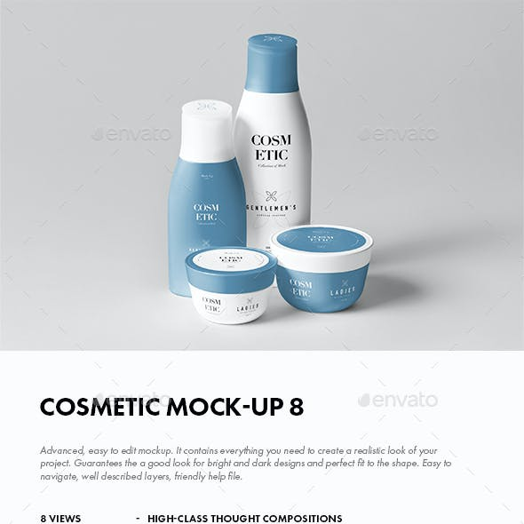 Cosmetic Mock-up 8