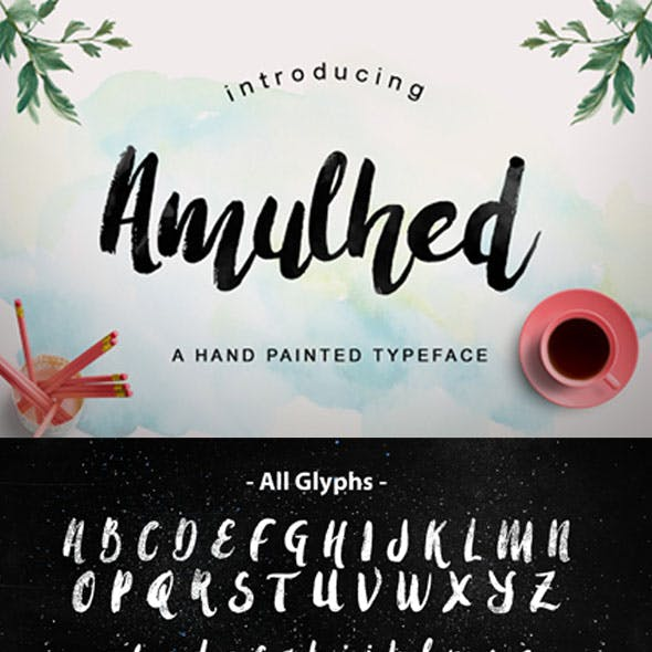 Amulhed Brush Update