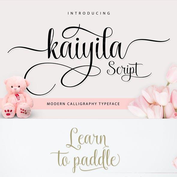 Kaiyila Script