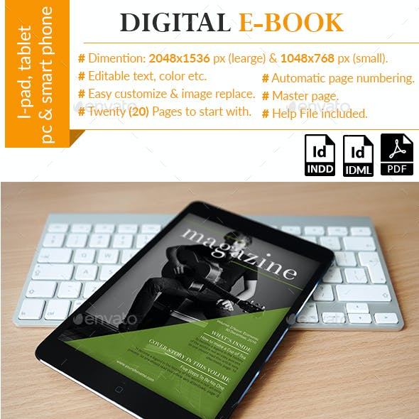 Digital E-Book