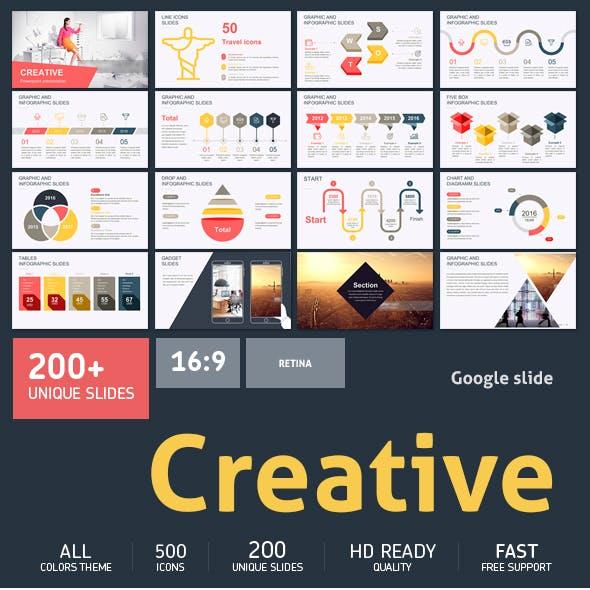 Creative Google