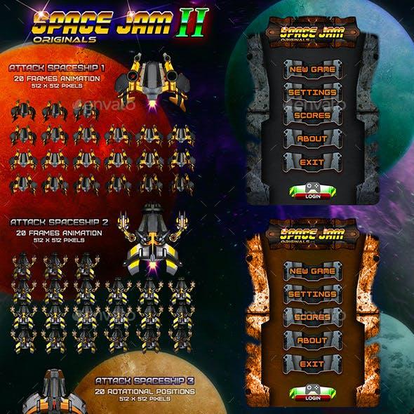 Space Jam Hyperpack 2