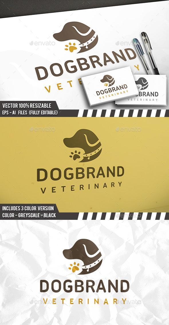 Dog Brand Logo - Animals Logo Templates