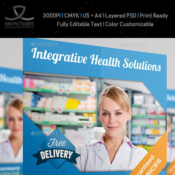 Pharmacy Flyer Vol.2
