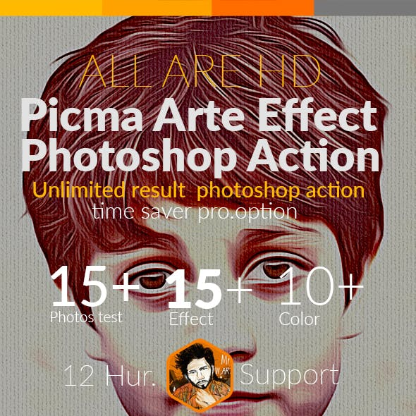 Picma Arte Effect
