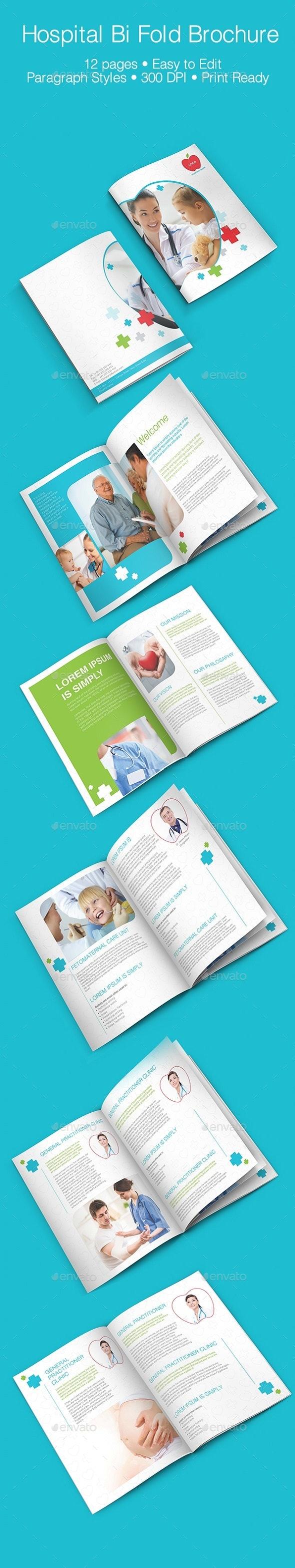 Medical Brochure - Brochures Print Templates