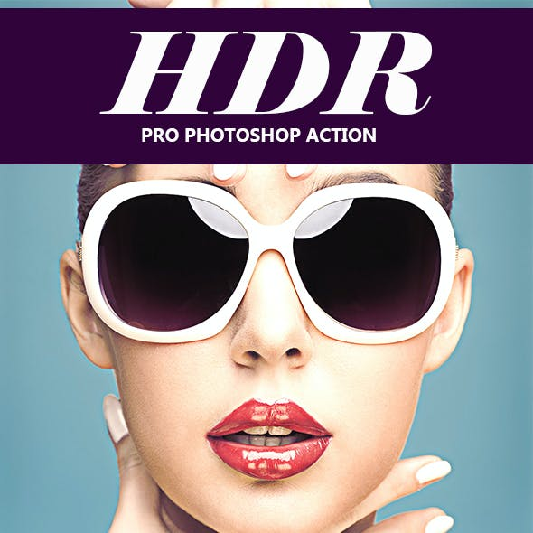 10 Pro HDR Pack Photoshop Action