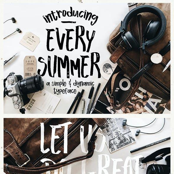 Every Summer