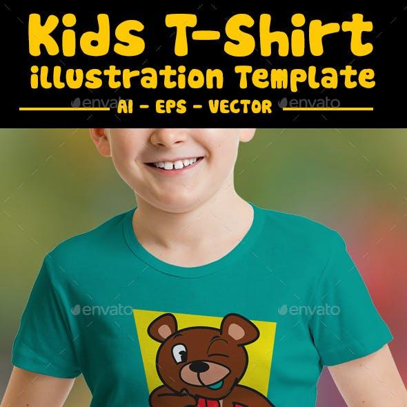 Mighty Kids T-Shirt Design