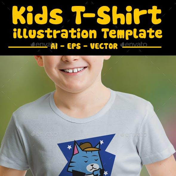Boy Kids T-Shirt Design