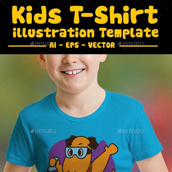Genius Kids T-Shirt Design