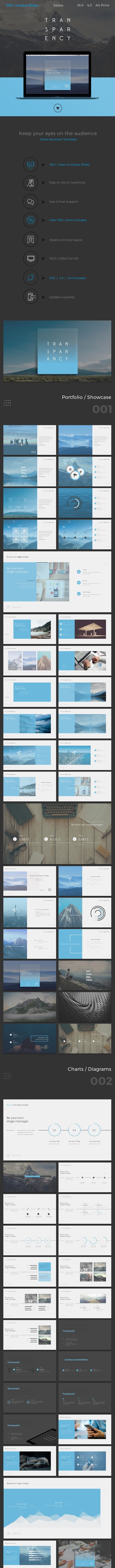 Transparency Google Slides - Google Slides Presentation Templates