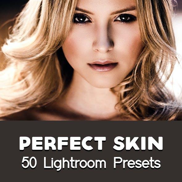 Perfect Skin 50 Lightroom Presets