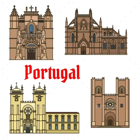 Historic Buildings and Sightseeings of Portugal