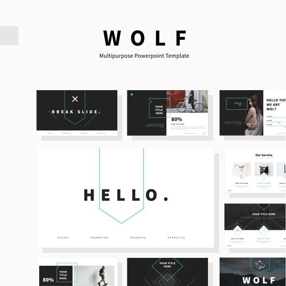 Wolf Multipurpose Theme