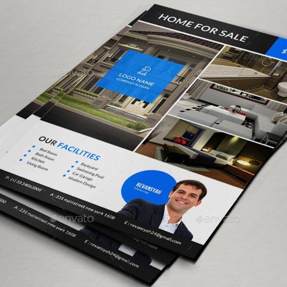 Real Estate Flyers V3