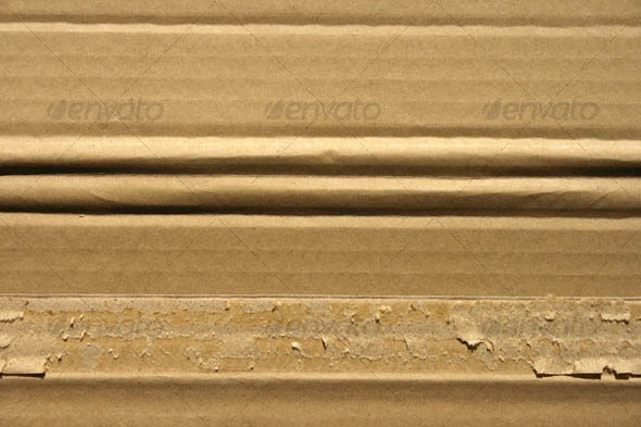 Cardboard textured - Industrial / Grunge Textures