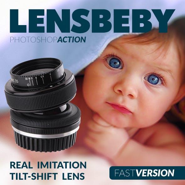 Lensbeby | Fast Version