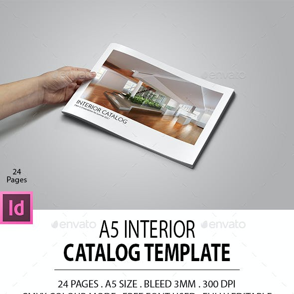 A5 Interior Catalog