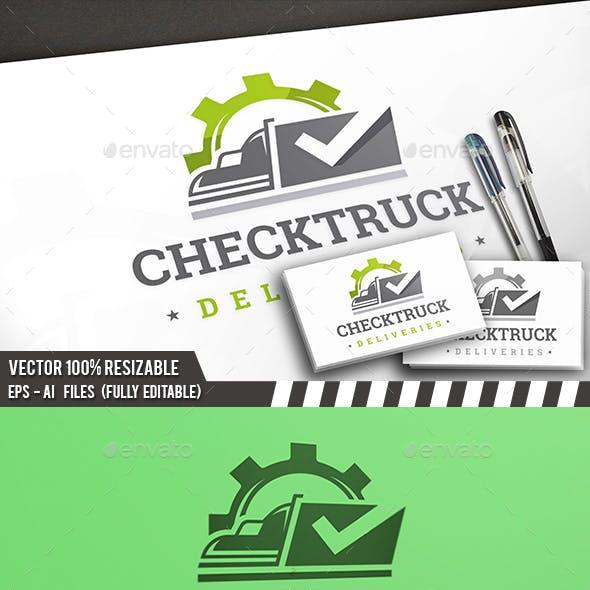 Truck Check Logo