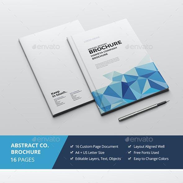 Haweya Abstract Annual Report