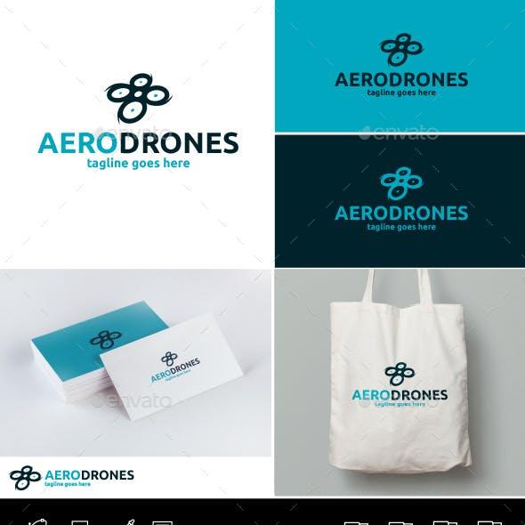 Aero Drones Logo