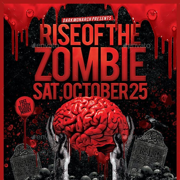 Rise Of The Zombie Party