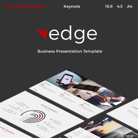 edge Keynote