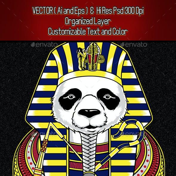 Pharaoh Panda