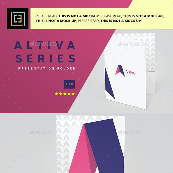 Altiva Series - Presentation Folder