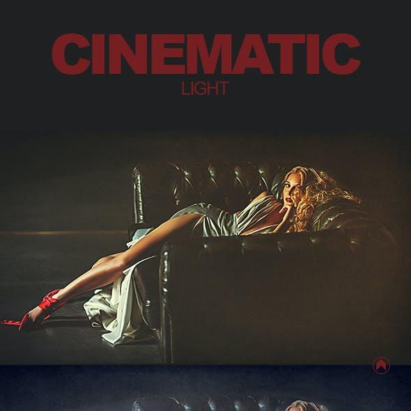 Cinematic Light Photoshop Action