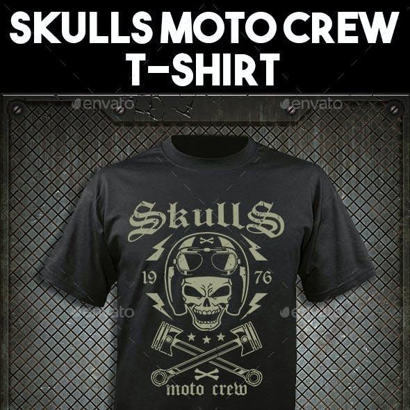 Skulls Moto Crew