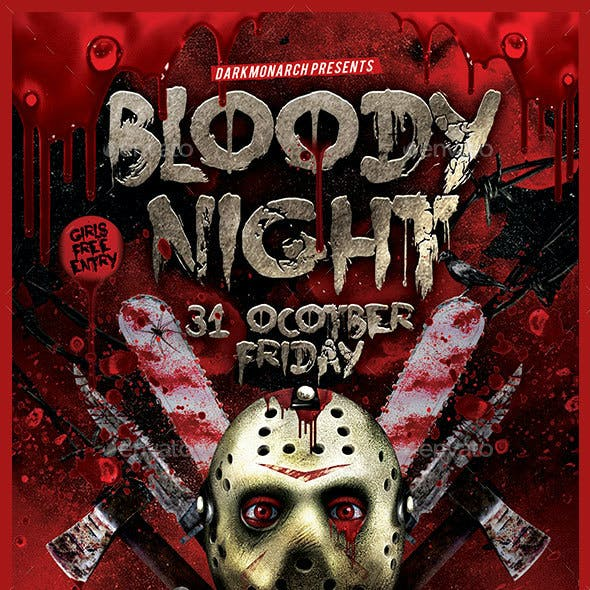 Bloody Night Party