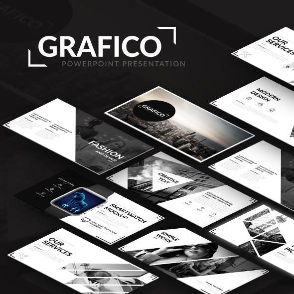 Grafico PowerPoint Presentation