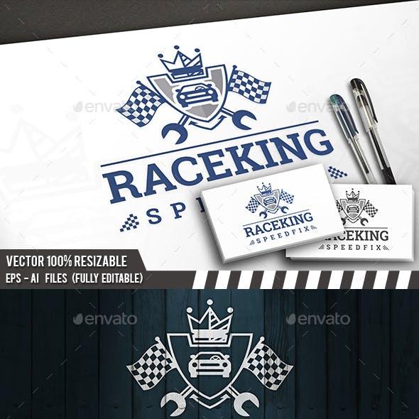 Racing King Logo