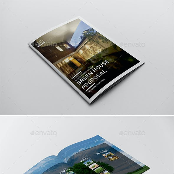 Annual Report Proposal Template