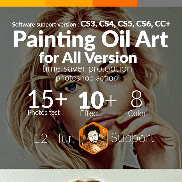 Painting Oil Art for All Version